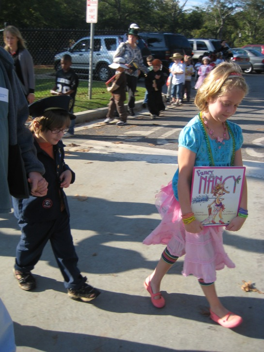Storybook Parade and Jittery Joes 134