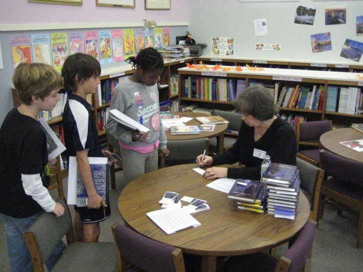 author visit 020