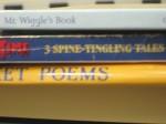 book spine general