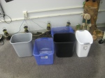 5 buckets this morning grew to 14 by the end of the day