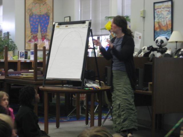 Author Visit with Laurel Snyder (2/2)