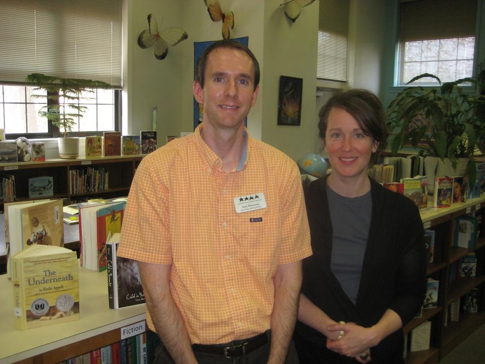 Author Visit with Laurel Snyder (1/2)