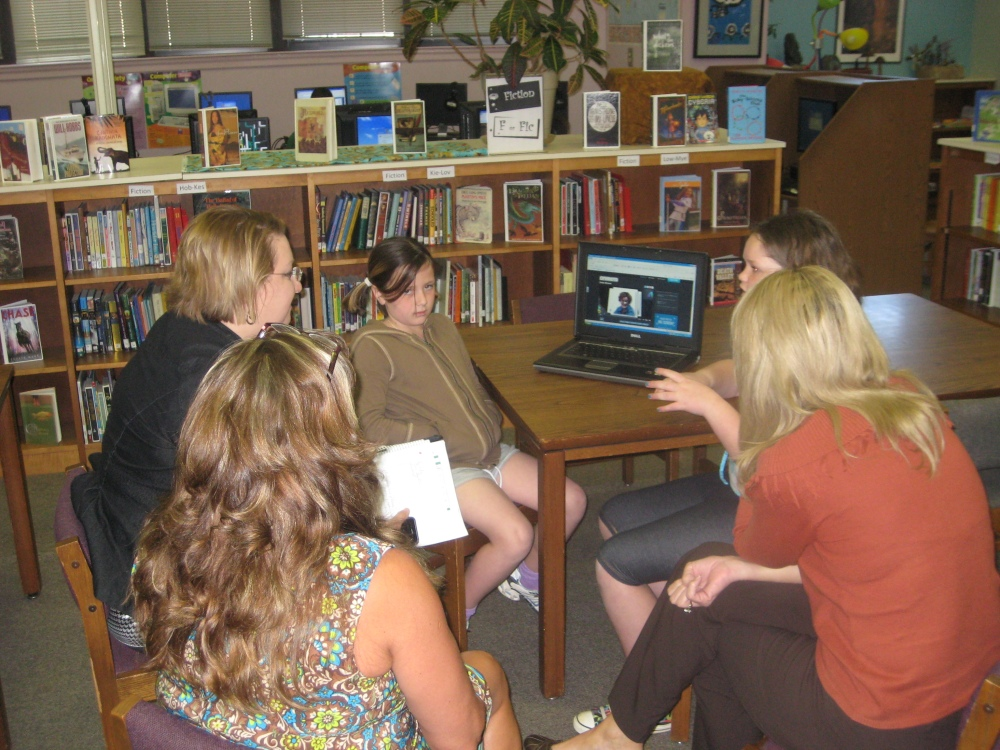 Exemplary Elementary Media Program Open House (3/4)