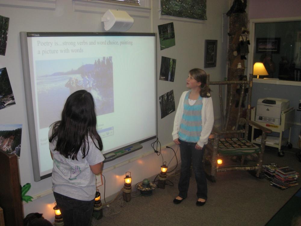 Exemplary Elementary Media Program Open House (1/4)