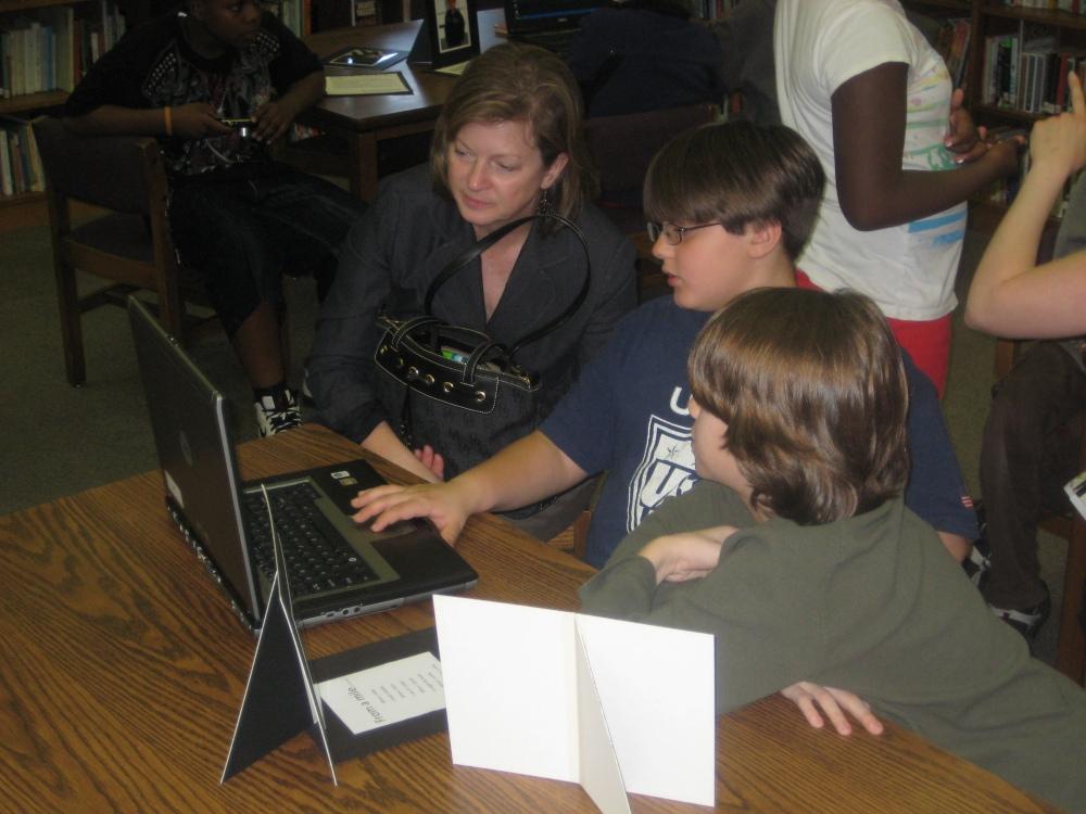 Exemplary Elementary Media Program Open House (4/4)