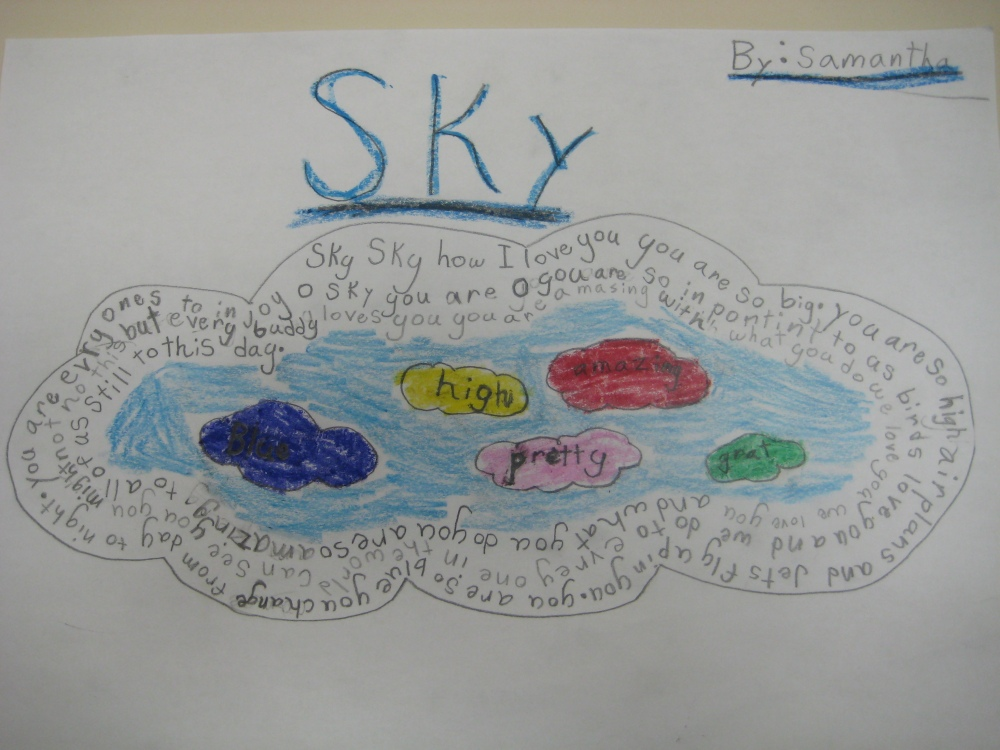 Poetry Lessons 2011 (4/6)