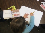 Using nonfiction text to inspire poetry in PreK