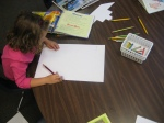 PreK Shape Poetry Collaboration 2