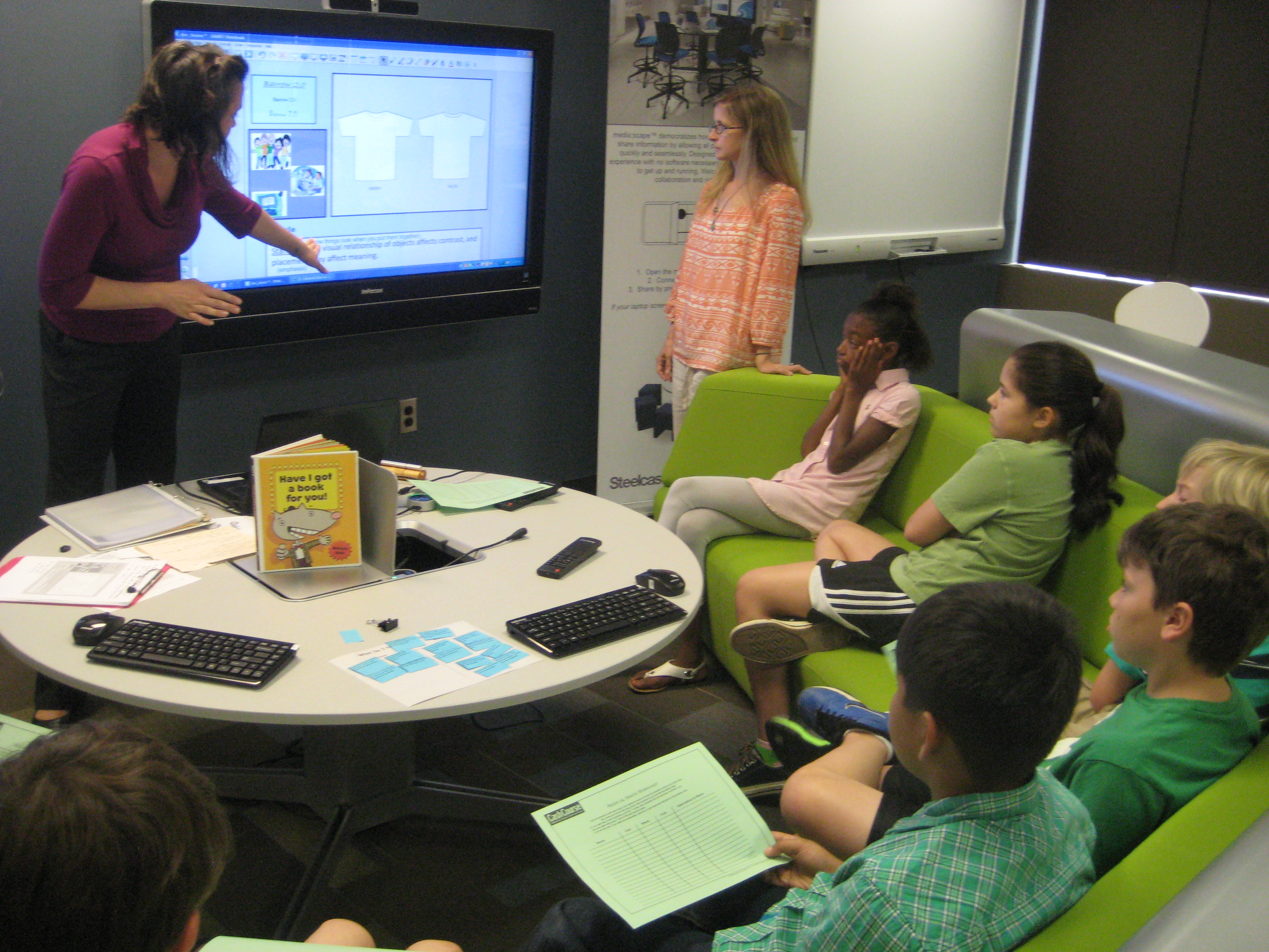 Elementary Classrooms Of The Future ~ St century classroom characteristics great