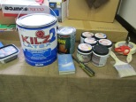 Paint generously donated by the Athens Oconee Home Depot