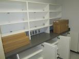 Charging shelves