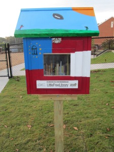 Barrow Little Free Library