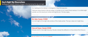 Day & Night Sky Observations