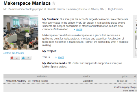 Makerspace Maniacs