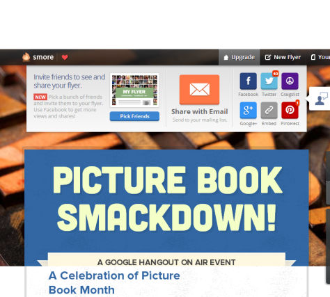 Picture Book Smackdown! - Smore
