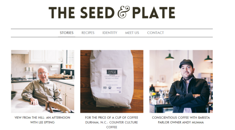 The Seed and Plate