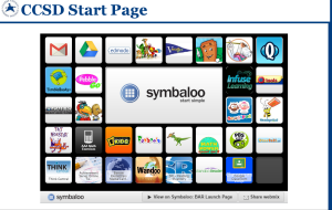 bar   CCSD Start Page