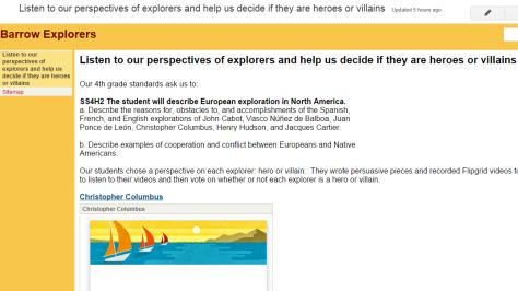 Barrow Explorers