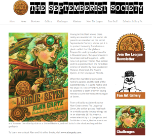 The Septemberist Society – About The League of Seven