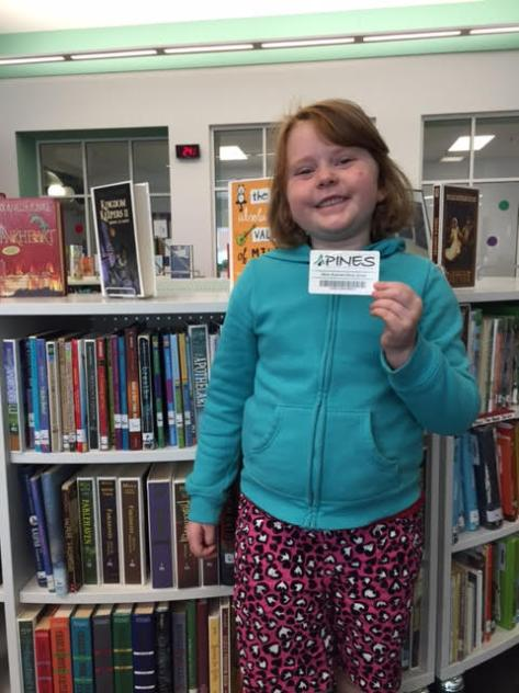 library card 2