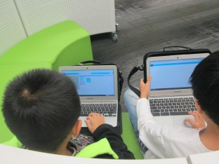 Hour of Code Day 1 (14)
