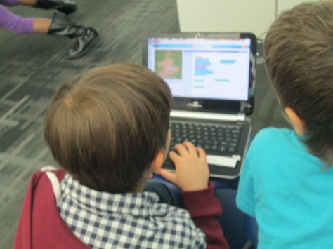 Hour of Code Day 2 (18)