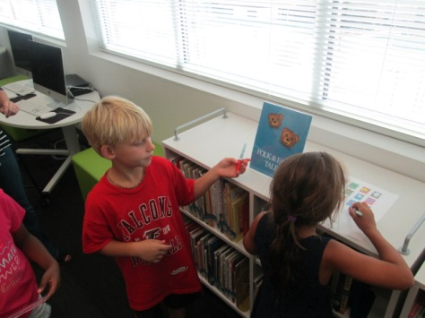 Library Orientation (2)