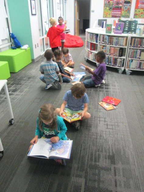 Library Orientation (5)