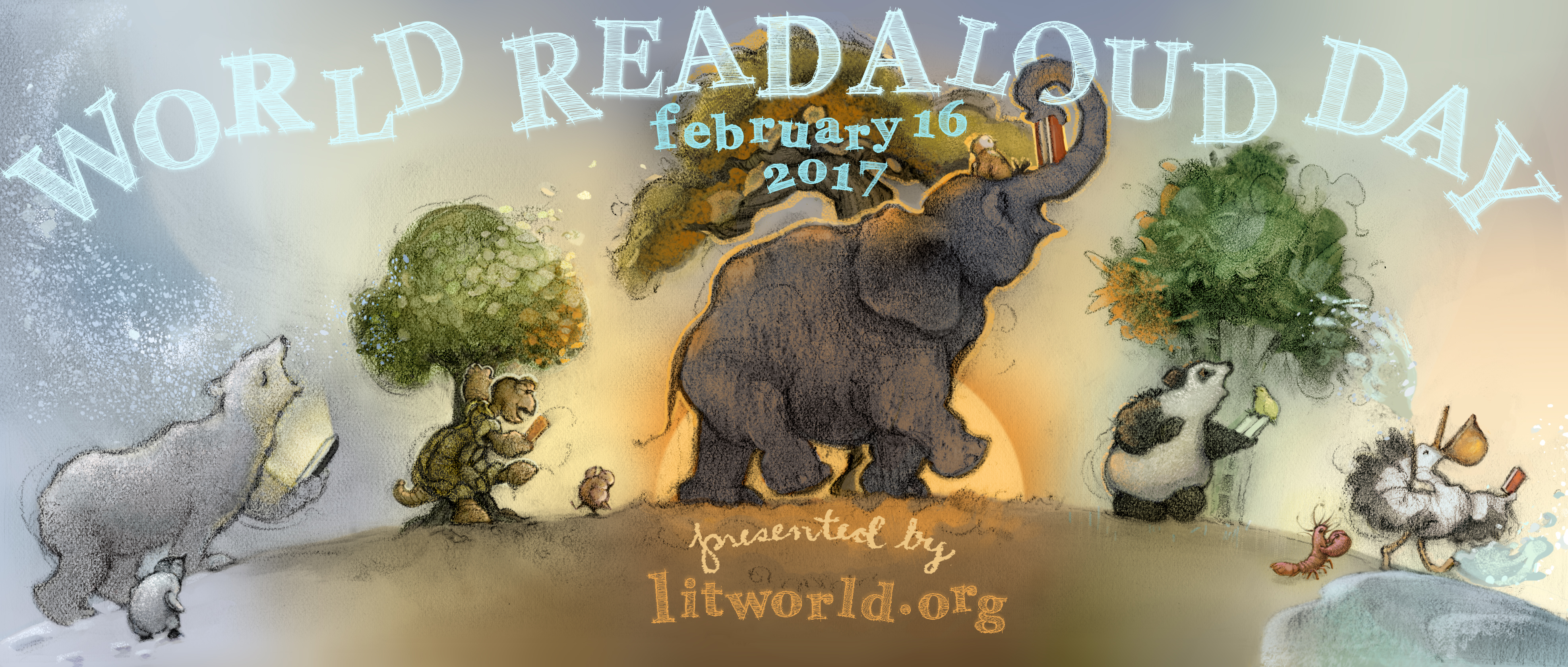 Let's All Connect for World Read Aloud Day 2017