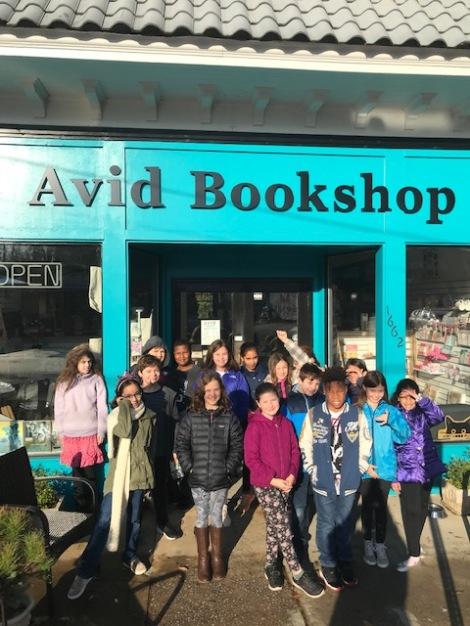 Avid Student Book Budget (10)