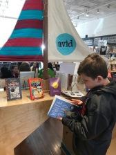 Avid Student Book Budget (22)
